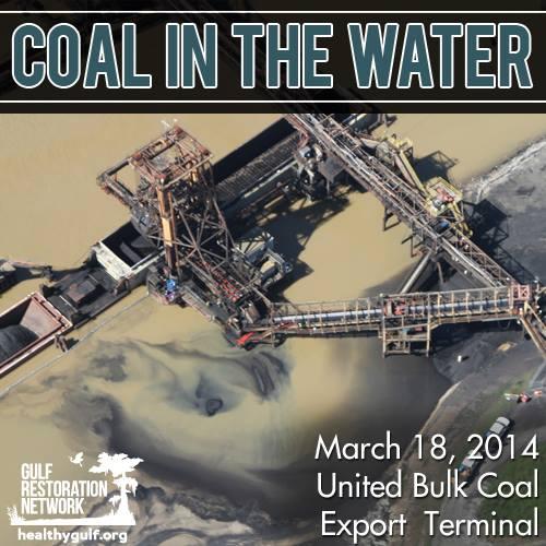 United Bulk Terminal Oiltanking Coal Exports