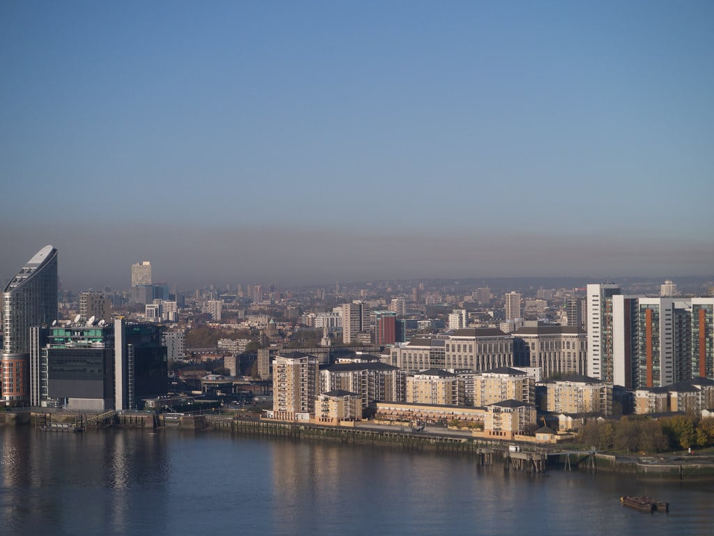 photo of Fixing Capital's Dirty Air a Priority for Majority of Londoners, Survey Shows image