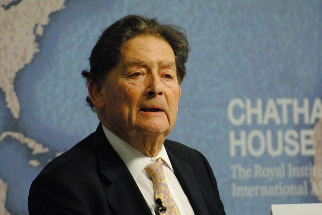 GWPF Founder Lord Lawson