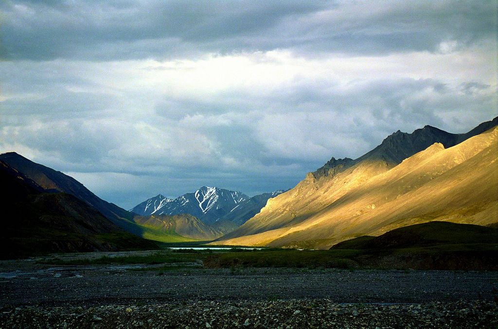 Alaska's Arctic National Wildlife Refuge in 1994