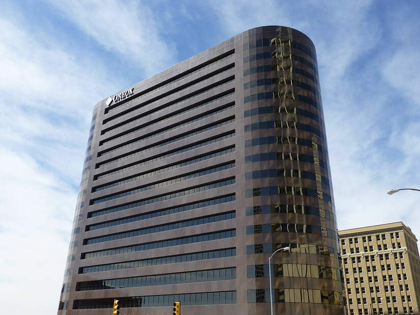 ONEOK headquarters in Tulsa, OK